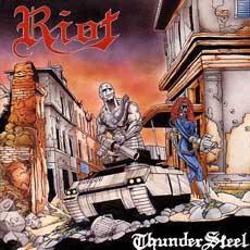 <i>Thundersteel</i> 1988 studio album by Riot