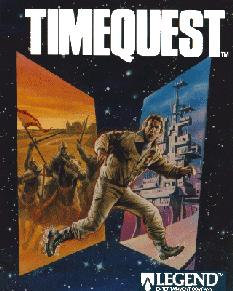 Timequest cover art