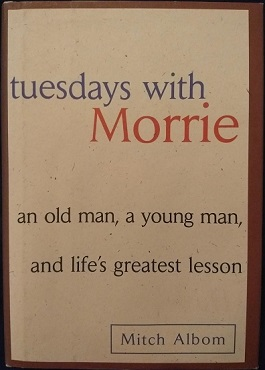 The story is all about Morrie Schwartz dealing with his