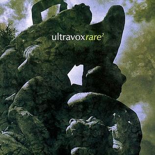 <i>Rare, Vol. 2</i> 1994 compilation album by Ultravox