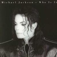 Titelbild des Gesangs Who Is It von Michael Jackson