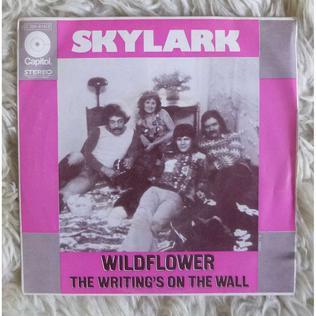 Wildflower (Skylark song) Skylark song