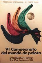1970 Basque Pelota World Championships
