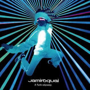 <i>A Funk Odyssey</i> 2001 studio album by Jamiroquai