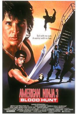 American Ninja 3: Blood Hunt full movie (1989)