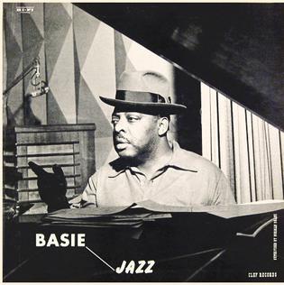 <i>Basie Jazz</i> 1954 studio album by Count Basie