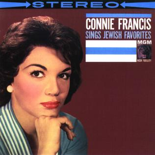 FileConnie Francis Sings Jewish Favoritesjpeg