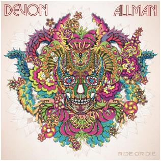 <i>Ride or Die</i> (album) 2016 studio album by Devon Allman
