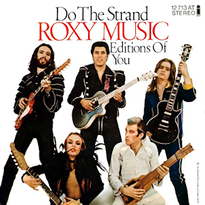 Do the Strand 1973 single by Roxy Music
