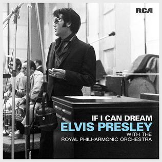 Image result for elvis if I can dream