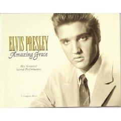 <i>Amazing Grace: His Greatest Sacred Performances</i> 1994 compilation album by Elvis Presley
