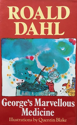 File:George's Marvellous Medicine first edition.jpg
