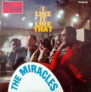 <i>I Like It Like That</i> (album) 1964 studio album by The Miracles