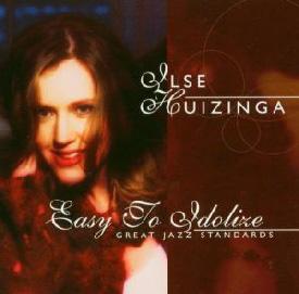 <i>Easy to Idolize</i> album by Ilse Huizinga