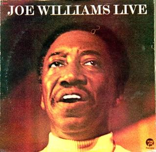<i>Joe Williams Live</i> 1973 live album by Joe Williams