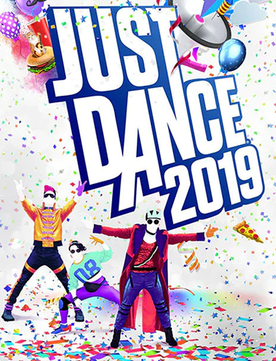 Picture of a game: Just Dance 2019
