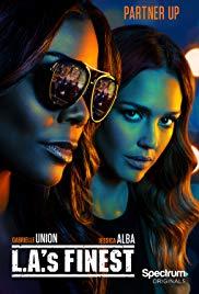 <i>L.A.s Finest</i> American police procedural drama television series