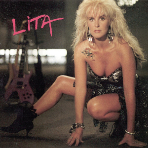 <i>Lita</i> (album) 1988 studio album by Lita Ford