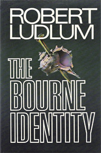 Image result for bourne identity by robert ludlum