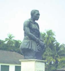Nana Olomu Nigerian chief