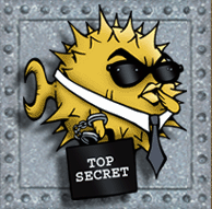 OpenBSD and OpenSSH mascot Puffy