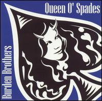 <i>Queen o Spades</i> extended play by Burden Brothers