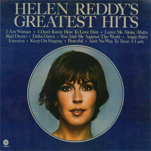 Image result for HELEN REDDY'S GREATEST HITS