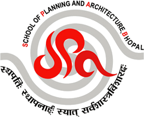 School of Planning and Architecture, Bhopal logo.png