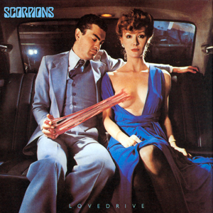 <i>Lovedrive</i> 1979 studio album by Scorpions
