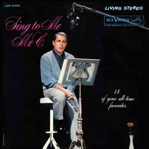 <i>Sing to Me Mr. C</i> 1961 studio album by Perry Como