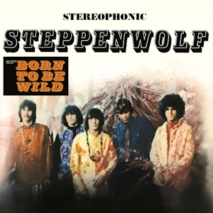 <i>Steppenwolf</i> (Steppenwolf album) 1968 studio album by Steppenwolf