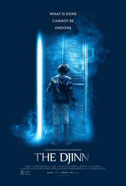 Picture of a movie: The Djinn