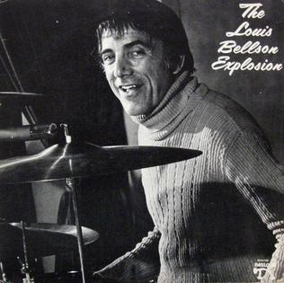 <i>The Louis Bellson Explosion</i> 1975 studio album by Louis Bellson