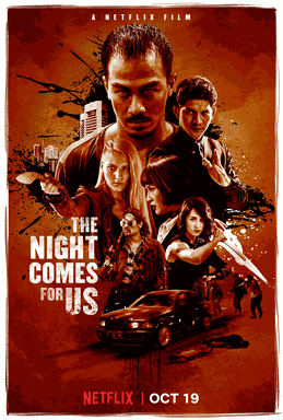 The Night Comes For Us Download