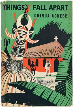the societal aspects of the ibo cultures egwugwu ceremony in things fall apart by chinua achebe His first novel, things fall apart, deals with the clash of cultures and the  and its  impact on traditional igbo society during the late 1800s.