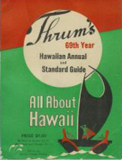 <i>Thrums Hawaiian Annual</i>