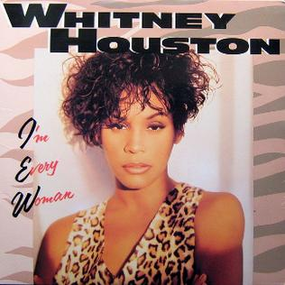 Whitney Houston — I'm Every Woman (studio acapella)