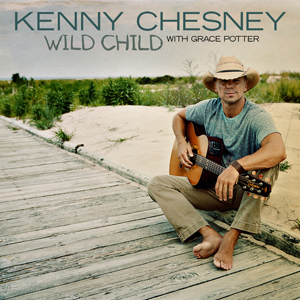 Kenny Chesney with Grace Potter — Wild Child (studio acapella)