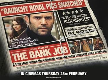 The Bank Job (2008) movie poster