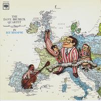 <i>The Dave Brubeck Quartet in Europe</i> 1958 live album by Dave Brubeck