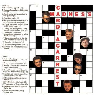 Cardiac Arrest (Madness song) 1982 single by Madness