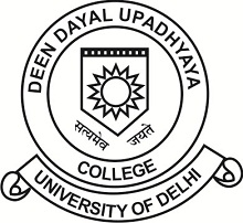Deen Dayal Upadhyaya College's official logo.jpg