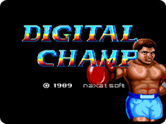 Digital Champ: Battle Boxing
