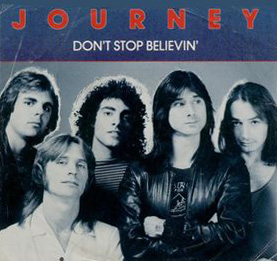 Journey — Don't Stop Believin' (studio acapella)