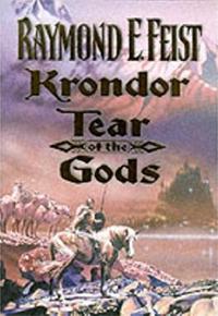 <i>Krondor: Tear of the Gods</i> novel by Raymond E. Feist