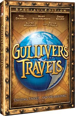 Picture of a TV show: Gulliver's Travels
