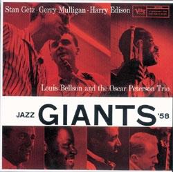 <i>Jazz Giants 58</i> album by Stan Getz