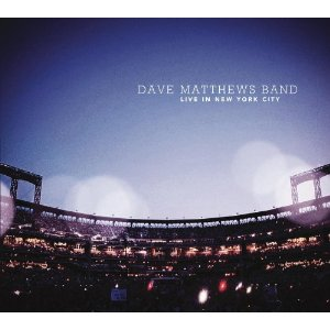 <i>Live in New York City</i> (Dave Matthews Band album) 2010 live album by Dave Matthews Band