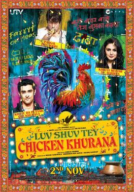 Luv_Shuv_Tey_Chicken_Khurana_Movie_Poste