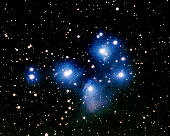 File:M45- Pleiades (star cluster) (NGC1432).jpg - Wikipedia